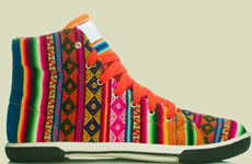 13b717f6383 Pyma cotton shoes and textile tradition allow Peruvian ladies shoes  manufacturers to offer vip designs of full range ...