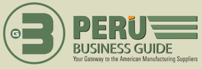 Peru business guide offers a list of Peruvian manufacturing exporters, food suppliers and wholesale industrial vendors prepared for export and international manufacturing customer services. Peru Business Guide is managed by Peruvian, American and European engineering organization created to support and launch certified Peru manufacturing suppliers, Peruvian wholesale vendors and Latin America companies to the USA, Canada, Asia, Middle East, Europe and international industrial market export. Peru manufacturing worldwide business to business for Peru food gastronomy industry, automation, agriculture, fruits, fishing, dried food, processed fruits, chef schools, apparel, women lingerie, shoes, Peruvian cosmetics, furniture, real estate, Peru beauty care, Peruvian health care, chemical, automotive, usa electronics, industrial equipment, communications, tiles, usa costruction, wine producers, fashion leather, USA machinery suppliers, food industry, beverage, events vendors, vacations, real estate... based in Peru South America covering United States of America, Canada, China, Europe and the worldwide market